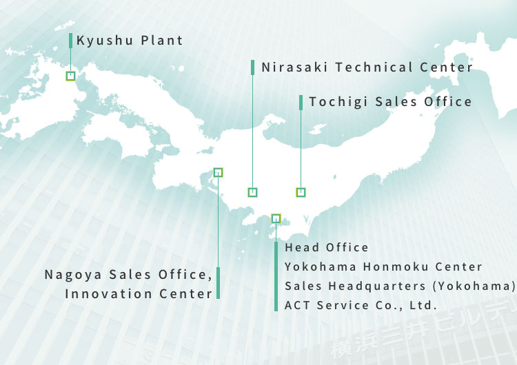 Business Locations (Japan)